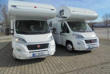 Hire a motorhome in Dietenheim from private owners| Bürstner / Fiat Dukato NIWIMOBIL 02