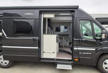 Hire a motorhome in Goch from private owners  Adria NIKKI 1