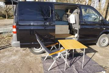 Hire a motorhome in München from private owners| VW Bastl