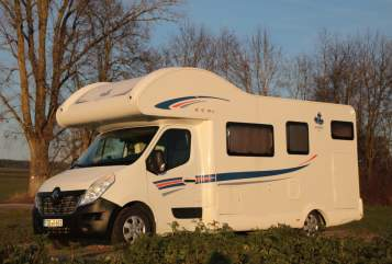 Hire a motorhome in Ried from private owners| Ahorn A683 Ahorn A683