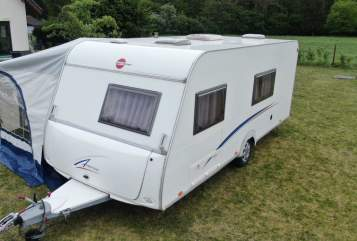 Hire a motorhome in Augustdorf from private owners| Bürstner Luis