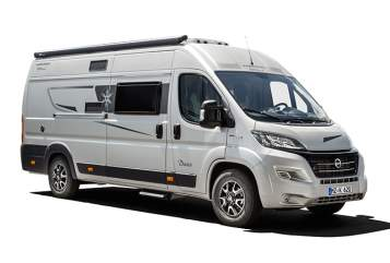 Hire a motorhome in Sommerhausen from private owners| Karmann Sunny II