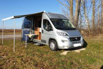 Hire a motorhome in Struppen from private owners| Fiat  Knuddl