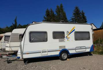 Hire a motorhome in Illingen from private owners| Knaus  Klaus