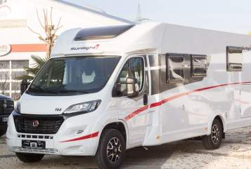 Hire a motorhome in Rotenburg an der Fulda from private owners| Sunlight T 68