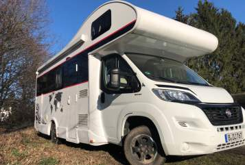 Hire a motorhome in Berlin from private owners| Fiat DeeJay