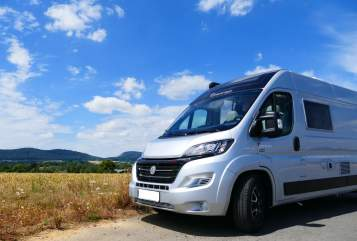 Hire a motorhome in Kassel from private owners| Dreamer Sweethome2drive
