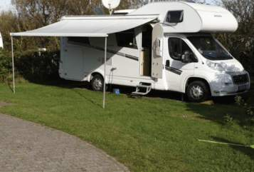 Hire a motorhome in Itzstedt from private owners| Dethleffs Steini-Mobil