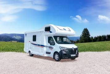 Hire a motorhome in Hemmingen from private owners| Ahorn Chiemsee