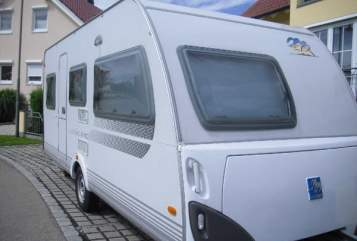 Hire a motorhome in Pörnbach from private owners  Knaus AbindenSüden