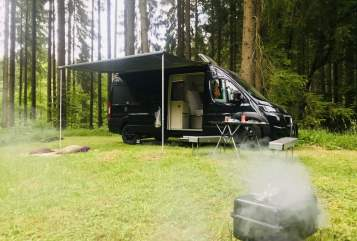 Hire a motorhome in Hannover from private owners| Peugeot Boxer Tourne Boxer