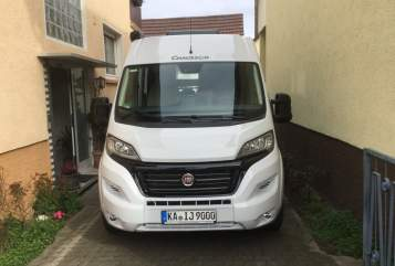 Hire a motorhome in Bruchsal from private owners| Chausson Traumfänger