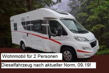 Hire a motorhome in Kornwestheim from private owners| Sunlight Sonnenschein