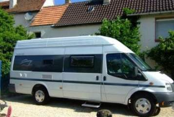 Hire a motorhome in Düren from private owners| Ford Ford Transit