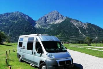 Hire a motorhome in Hannover from private owners  Fiat Ducato Globecar Peppa