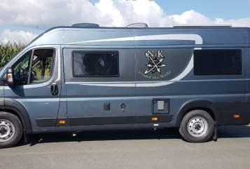 Hire a motorhome in Hannover from private owners| Pössl nonameVan