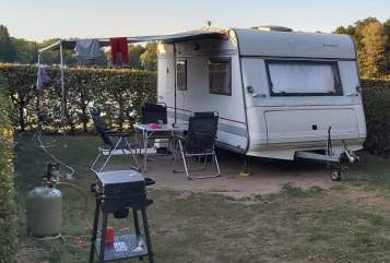 Hire a motorhome in Niederdorfelden from private owners| Bürstner Bürsti