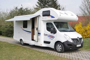 Hire a motorhome in Hemmingen from private owners| Ahorn Garda