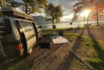 Hire a motorhome in Bochum from private owners| VW Dicker Waldemar