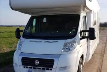 Hire a motorhome in Salzatal from private owners| Miller Harald