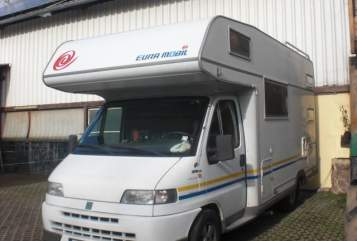 Hire a motorhome in Bad Camberg from private owners| Eura Mobil URSULA