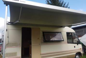 Hire a motorhome in Bad Fallingbostel from private owners| Fiat Rüdiger