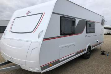 Hire a motorhome in Ratingen from private owners| Bürstner Wohnemann