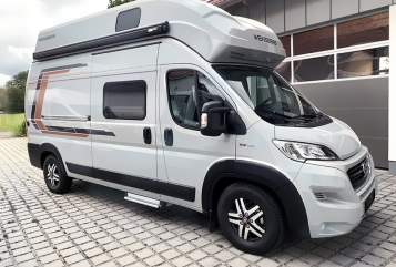Hire a motorhome in Ravensburg from private owners| Weinsberg Hubi
