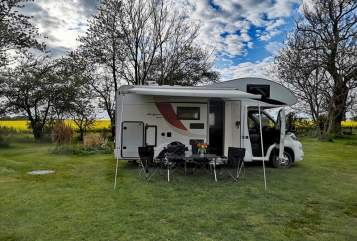 Hire a motorhome in Bergen auf Rügen from private owners| Bürstner  Buddy