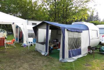 Hire a motorhome in Zittau from private owners| Qek  Urlauber