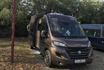 Hire a motorhome in Doberlug-Kirchhain from private owners| Knaus  El-Friede