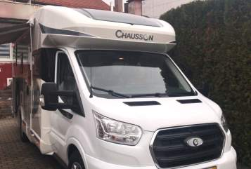Hire a motorhome in Teisendorf from private owners| Chausson CK two