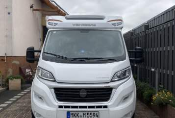 Hire a motorhome in Schotten from private owners| Weinsberg (Fiat) Sofie