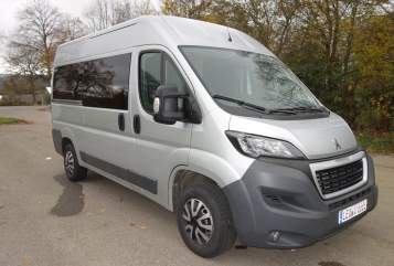Hire a motorhome in Weil der Stadt from private owners| Peugeot Silver Stalone