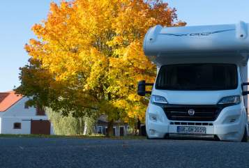 Hire a motorhome in Ascheberg from private owners| Fiat XGO Ferienwelt
