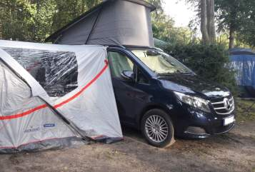 Hire a motorhome in Chemnitz from private owners| Mercedes Benz Otto