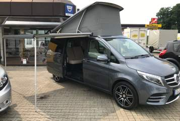 Hire a motorhome in Meppen from private owners| Mercedes  Maro Polo