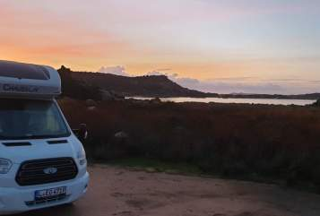 Hire a motorhome in Leipzig from private owners| Ford Leo