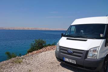 Hire a motorhome in Halstenbek from private owners| Ford WeißerWanderer