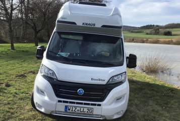 """Hire a motorhome in Witzenhausen from private owners