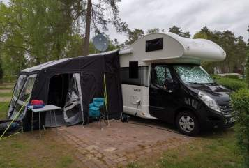 Hire a motorhome in München from private owners| Rimor Maxi