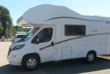 Hire a motorhome in Bochum from private owners| Dethleffs Trend A 5887 Womi