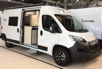 Hire a motorhome in Berlin from private owners| Citroen Jumper 2,2l Move It