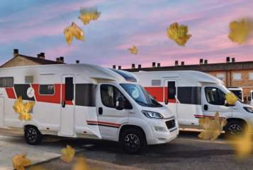 Hire a motorhome in Haßfurt from private owners| La Marca La Marca 69