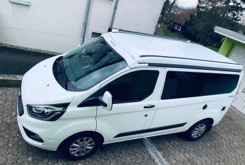 Hire a motorhome in Kürten from private owners| Ford Cläuschen