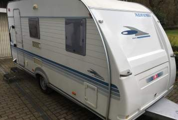 Hire a motorhome in Wallenhorst from private owners| Adria Adria
