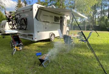 Hire a motorhome in Weimar from private owners| Weinsberg Wilma