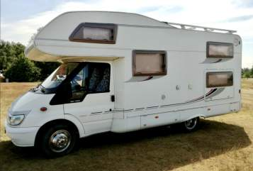 Hire a motorhome in Panketal from private owners| Ford Transit Helene