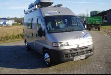 Hire a motorhome in Grömitz from private owners| Fiat, Pössl Fury