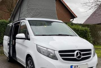 Hire a motorhome in Sandesneben from private owners| Mercedes-Benz Camperbenz